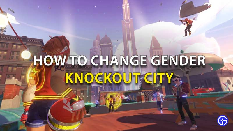 How To Change enders Knockout City