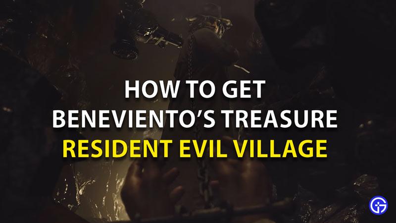 How To Get Beneviento Treasure