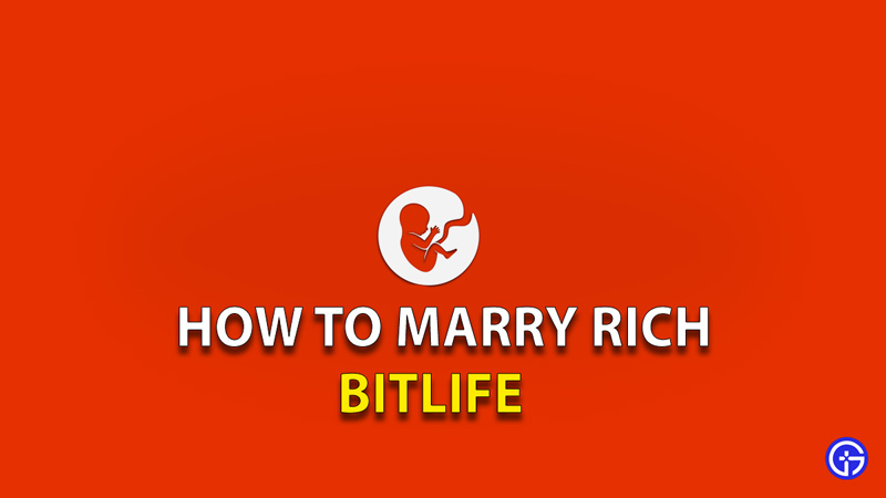 How To Marry Rich
