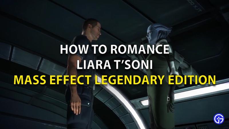 How To Romance Liara TSoni