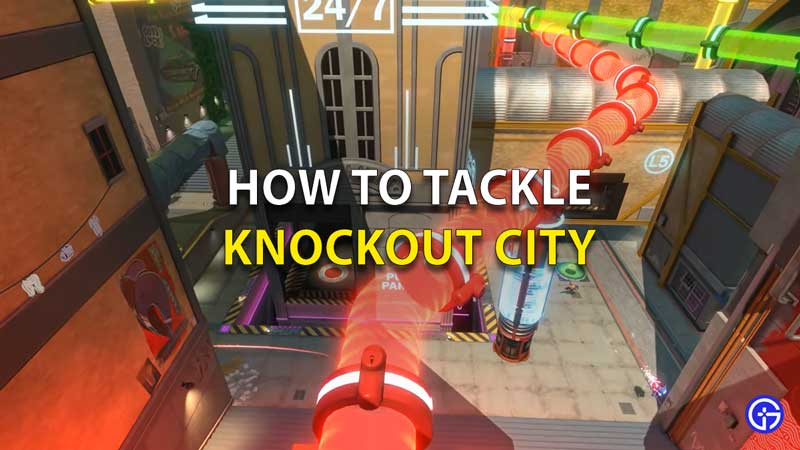 How To Tackle In Knockout City
