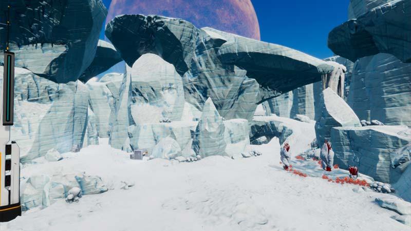 How to Find Arctic Spires in Subnautica Below Zero