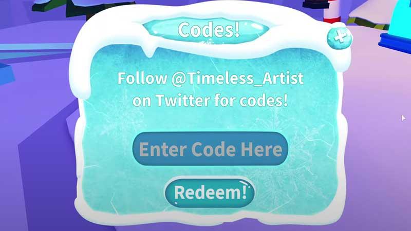 How to Redeem Ice Skating Simulator Codes
