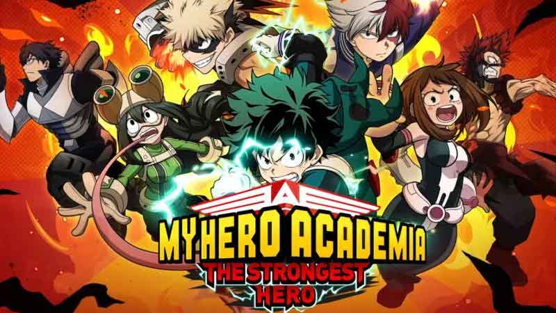 How to Redeem My Hero Academia The Strongest Hero Gift Codes