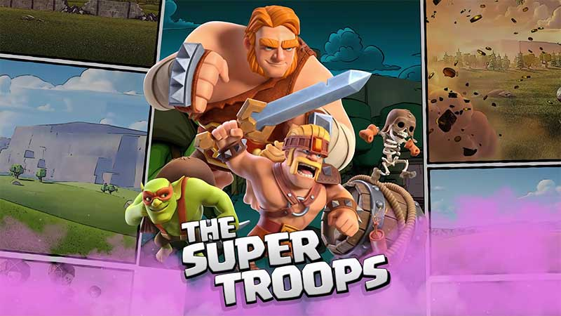 How to Use Super Potion in Clash of Clans