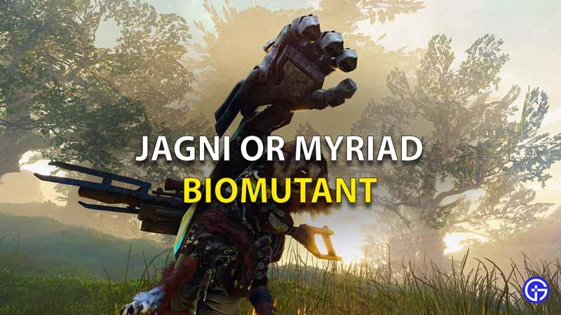 Jagni Or Myriad