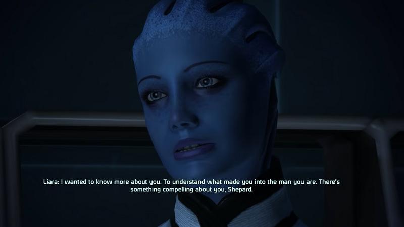 Liara Mass Effect 1