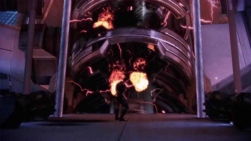 Mass Effect 3 Shepard Lives Ending