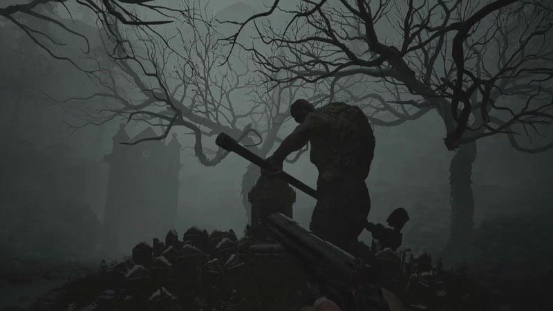 Enemy RE8