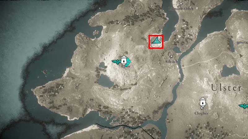 Children of Danu Locations