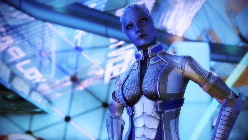 Paramour 2 Mass Effect Legendary Edition