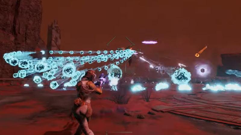 2nd Boss Fight Returnal Kill Ixion