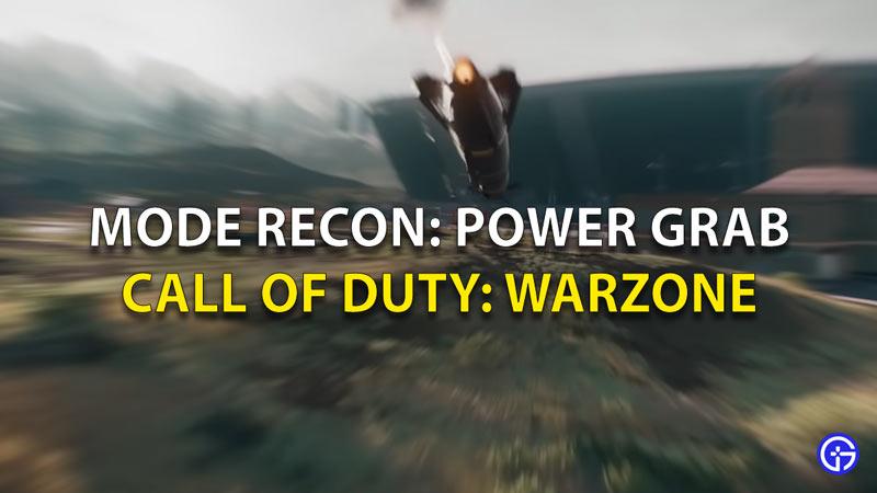 Power Grab COD