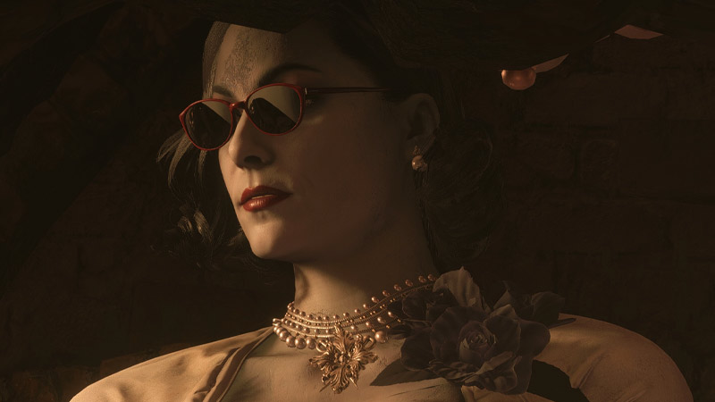 Lady Dimitrescu Mods