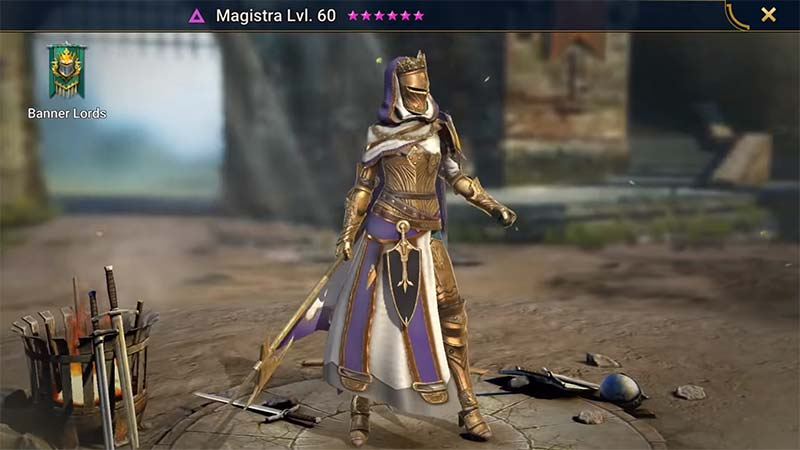 Raid Shadow Legends Banner Lords