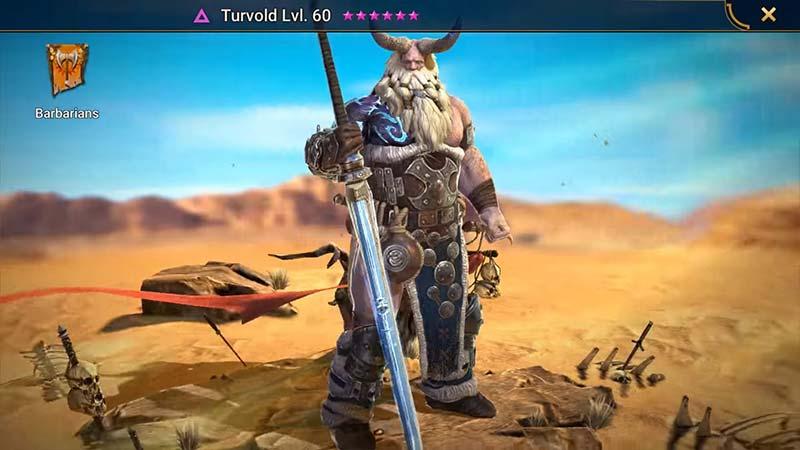 Raid Shadow Legends Barbarians Tier List