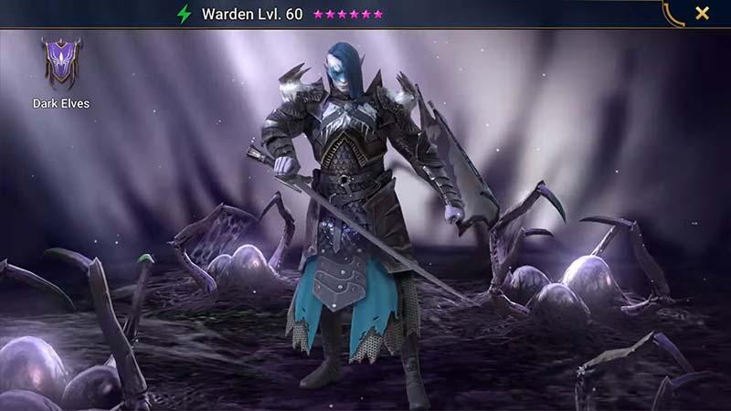 Raid Shadow Legends Dark Elves Tier List