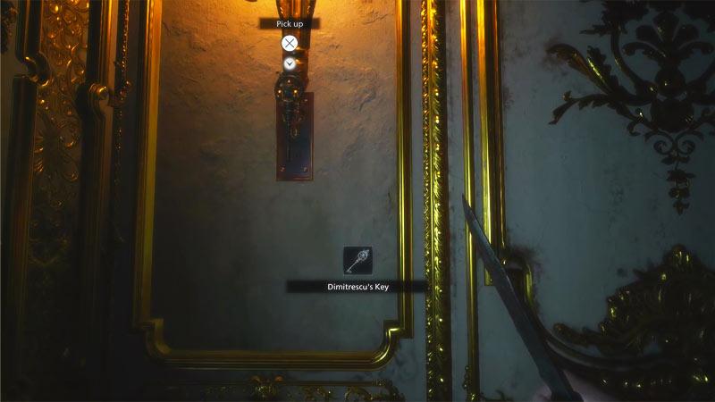 Resident Evil Village How to Get Dimitrescu's Key