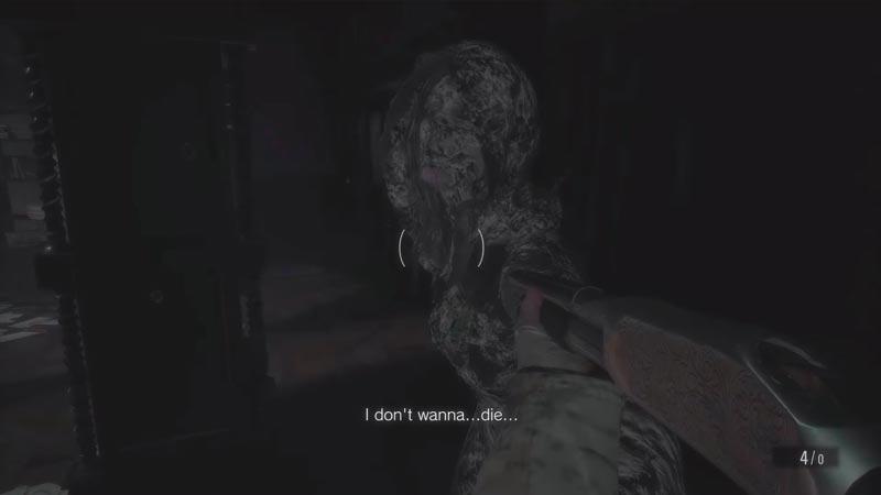 Resident Evil Village Second Sister Daniela Boss Fight