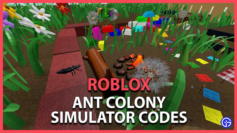 Roblox Ant Colony Simulator Codes