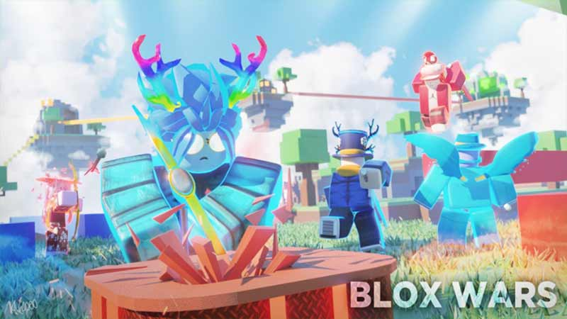 Roblox Blox Wars New Working Codes