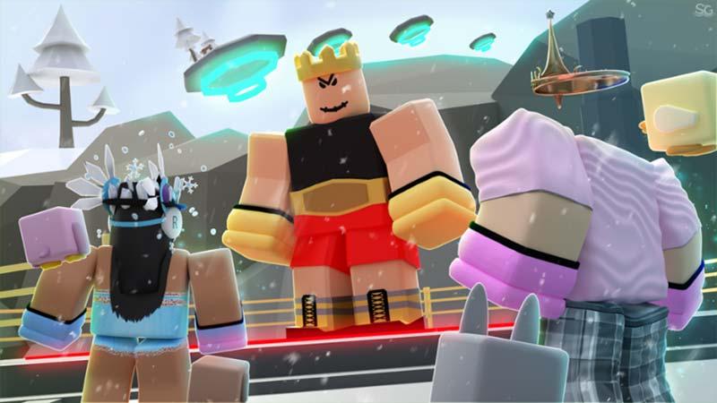 Roblox Champion Simulator New Codes