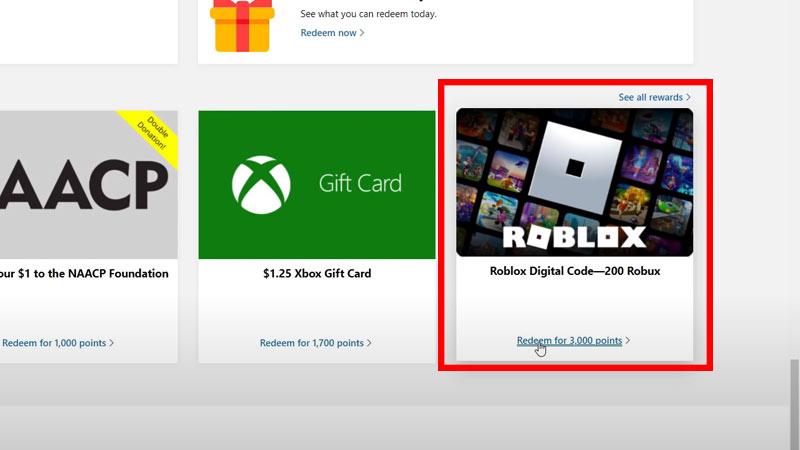 Roblox Rewards