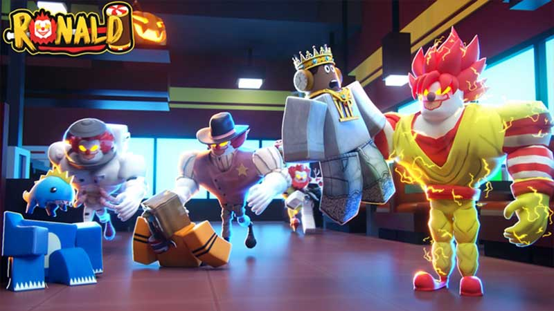 Roblox Ronald Working Codes