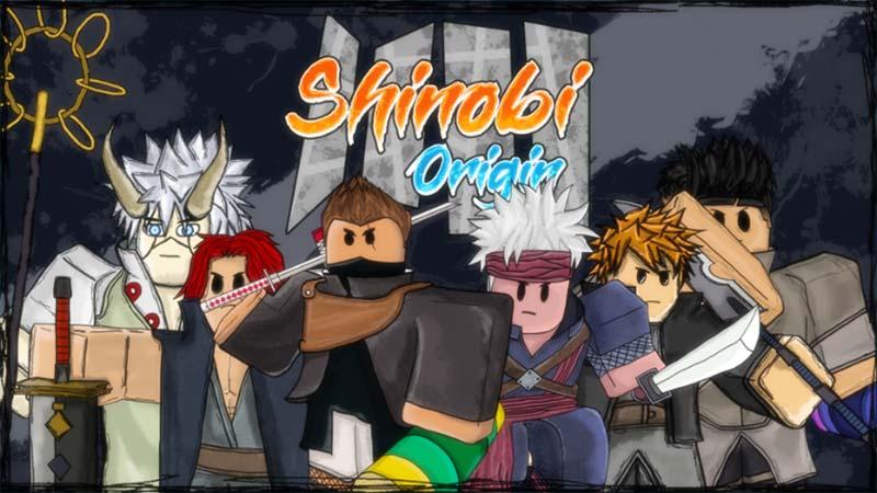 Roblox Shinobi Origin Naruto RPG Codes