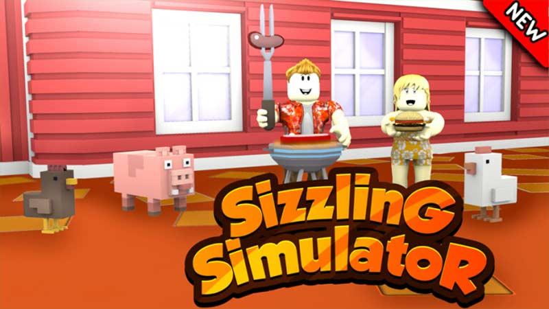 Roblox Sizzling Simulator Codes
