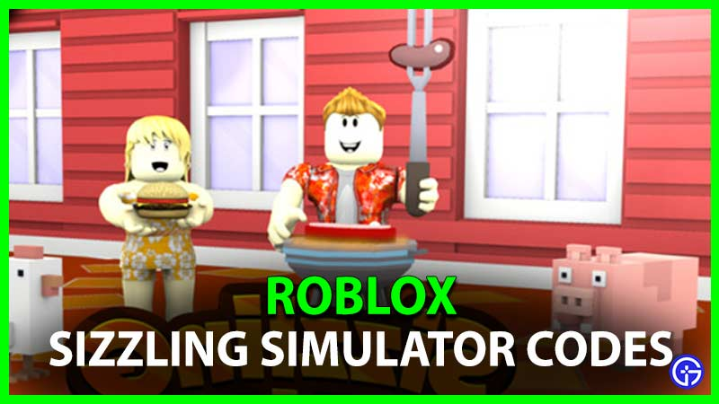 Roblox Sizzling Simulator New Working Codes