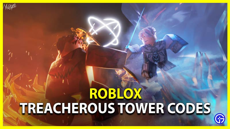 Roblox Treacherous Tower Codes