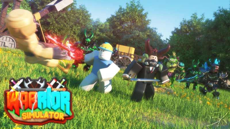 Roblox Warrior Simulator New Working Codes