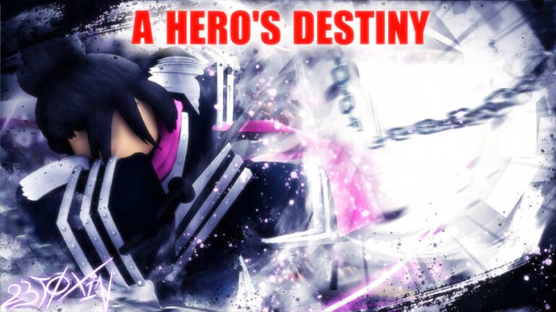 Roblox a Hero's Destiny New Working Codes