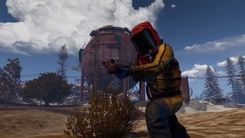 Rust Console Edition How To Host A Private Server
