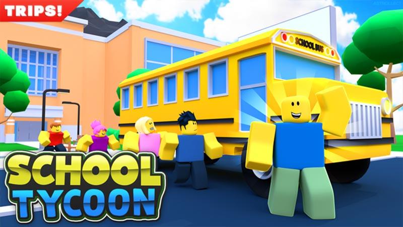 School Tycoon Codes