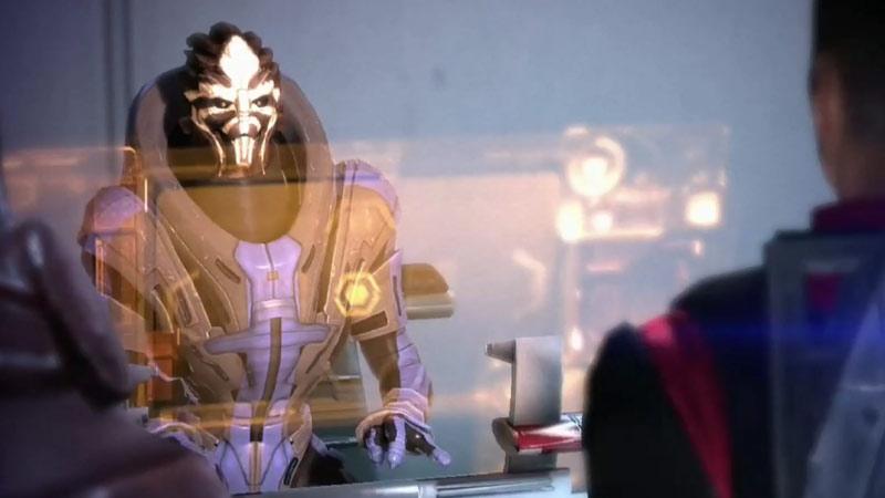 Spectre Gear Mass Effect