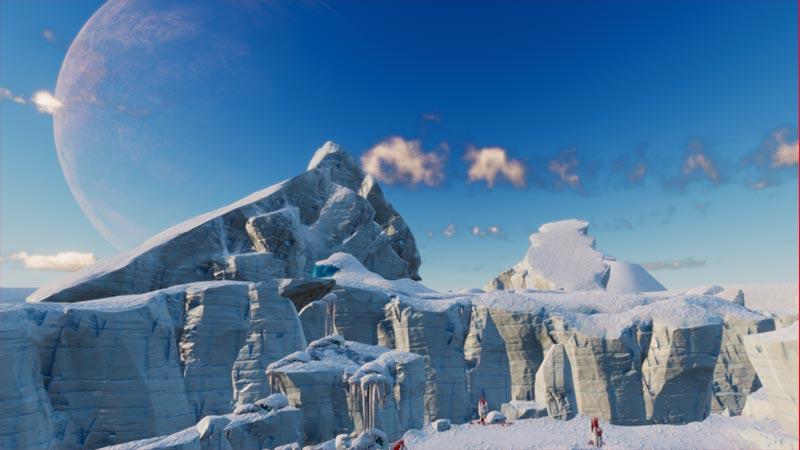Subnautica Below Zero Glacial Basin