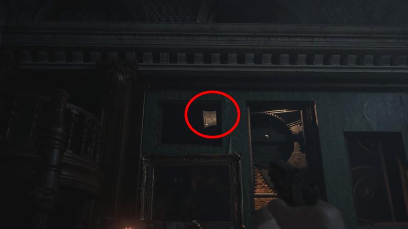 Third Bell Atelier Room Resident Evil Village