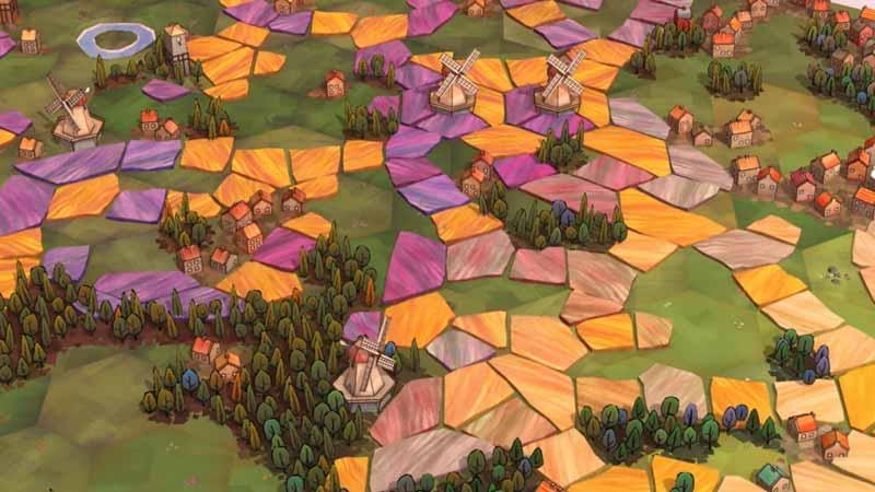 Tiles Placement Dorfromantik tips