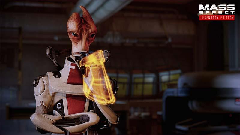 Unpacking Mass Effect Legendary Edition