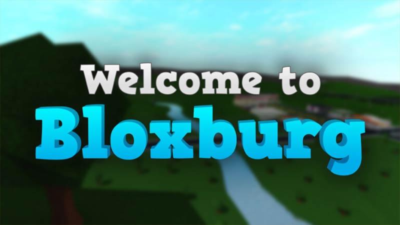 Welcome Bloxburg Wallpaper ID Codes
