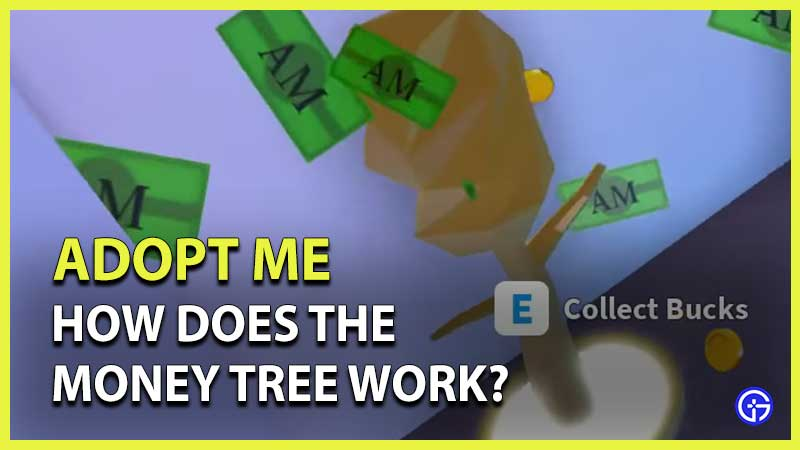 What Does The Money Tree Do In Roblox Adopt Me?