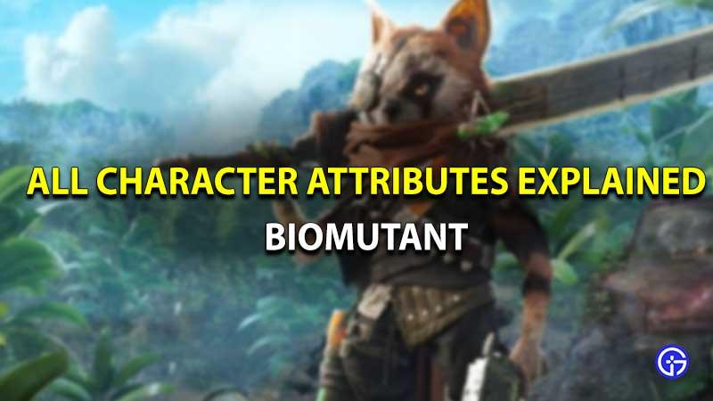 Biomutant attributes