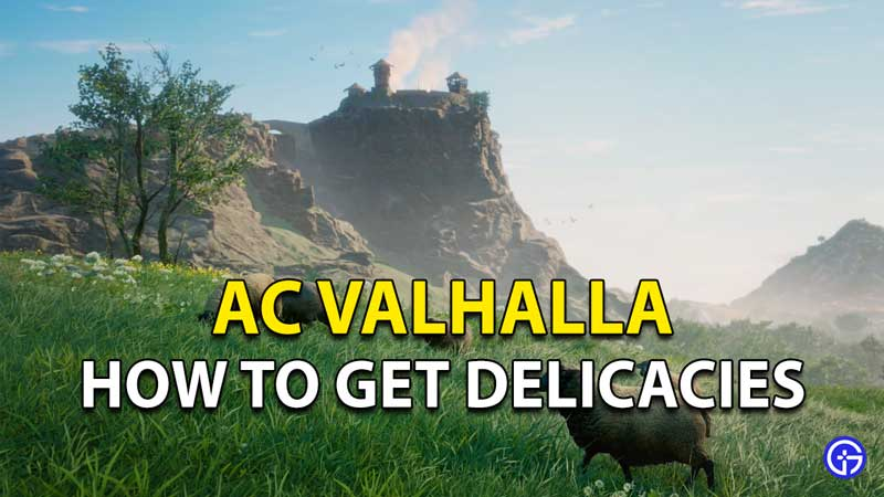 Assassin's Creed Valhalla: Delicacies For Skald's Rest Mystery