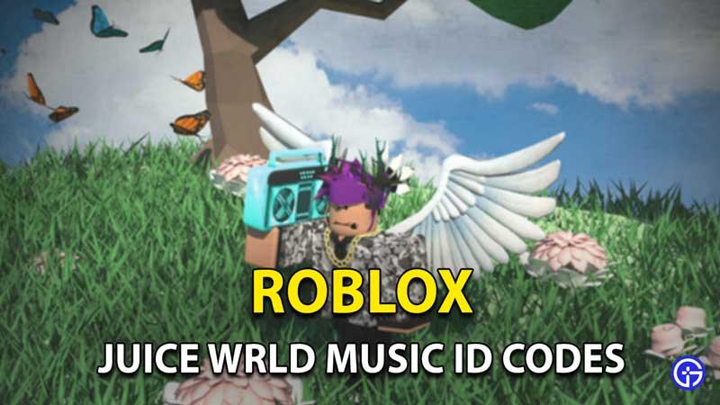 Best Roblox Juice WRLD Music ID Codes