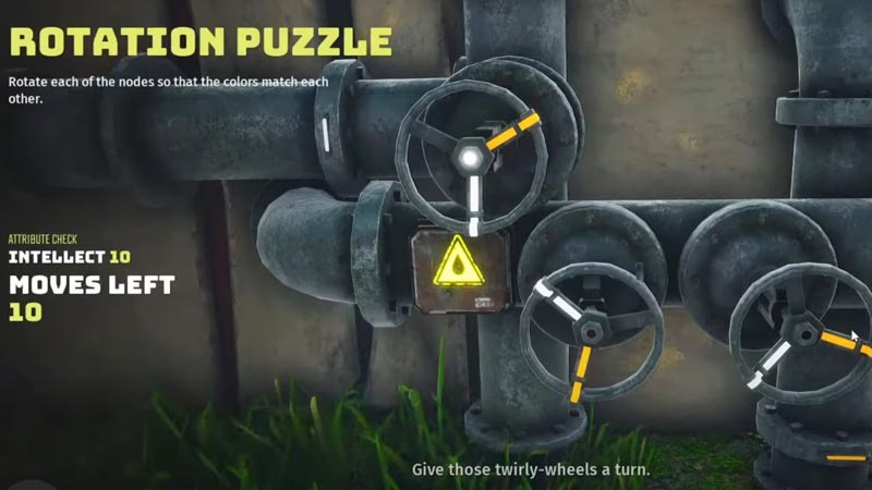 Biomutant: Rotation Puzzle Can't Rotate Nodes Bug Solution Fix