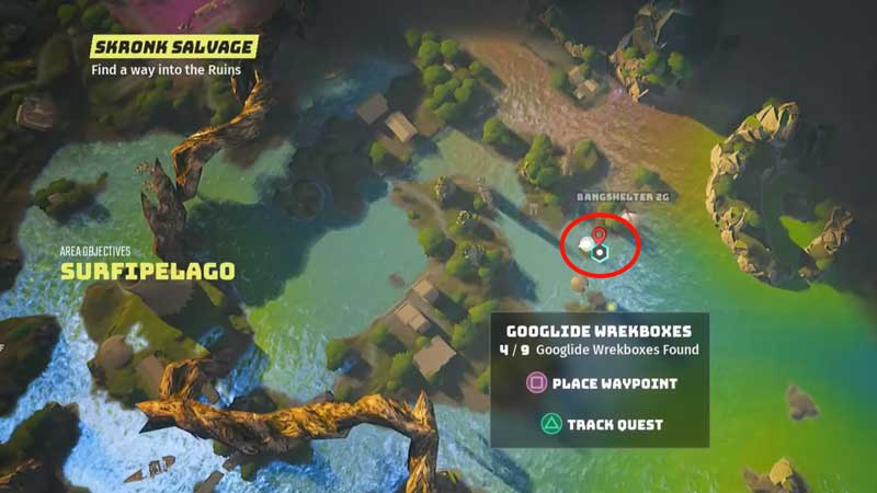 Biomutant: All 9 Googlide Wrekbox Locations
