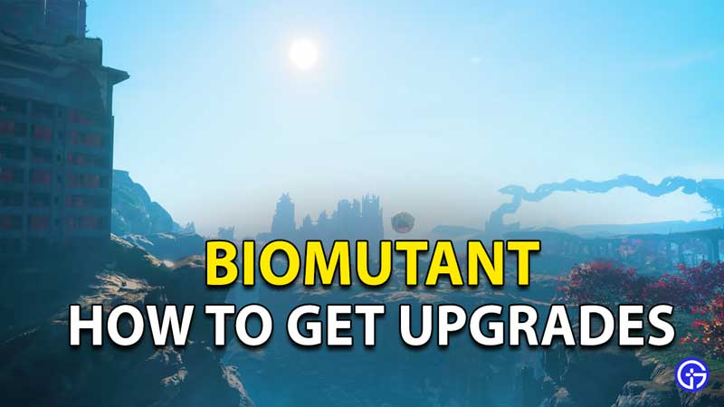 How To Get Upgrade Points In Biomutant And How To Use Them