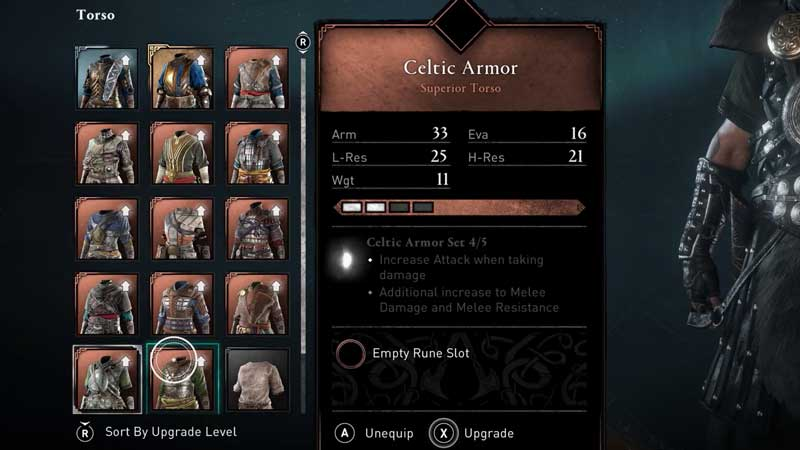 How To Get Celtic Armor From Wrath Of The Druids DLC In AC Valhalla